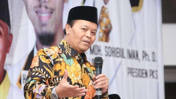 PKS Dukung Pihak yang akan Gugat UU Pemilu ke MK