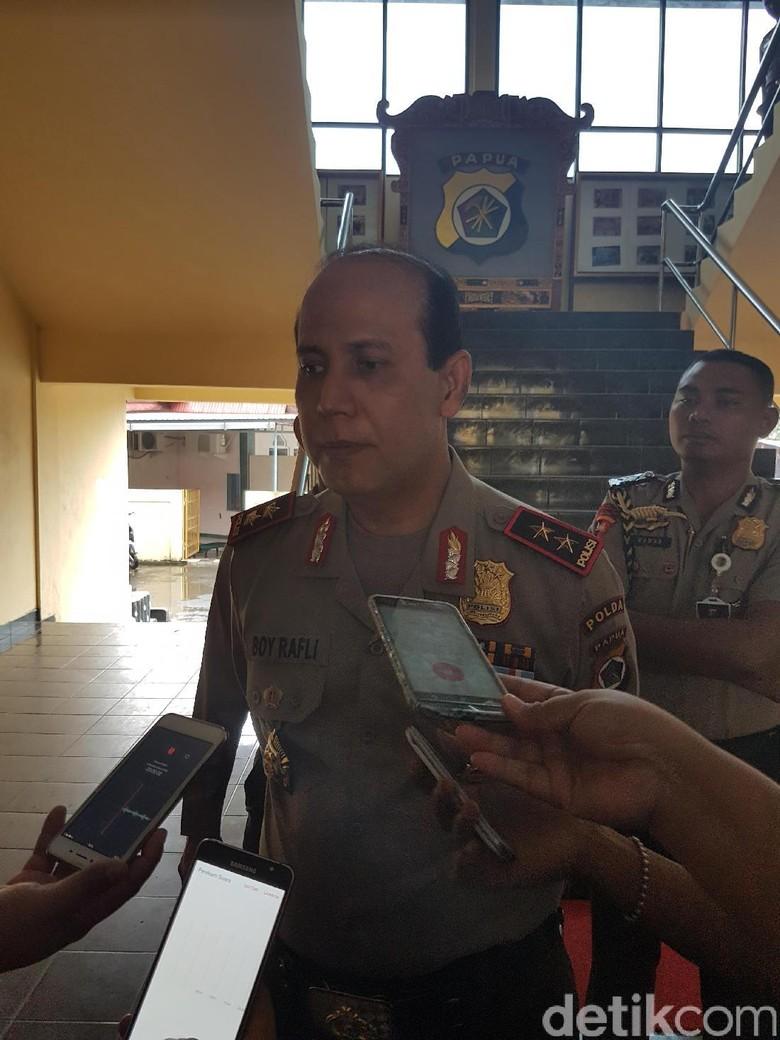 Gerombolan Penyerang Brimob di Tembagapura Diperkirakan 15 Orang