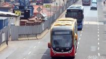 Dishub Tolak Rute TransJ Ragunan-Monas via Semanggi Dihapus