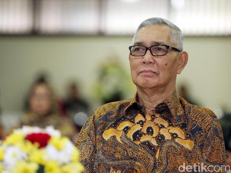 3 Parpol Tolak UU Ormas, Try Sutrisno: Sudah Lewat Musyawarah