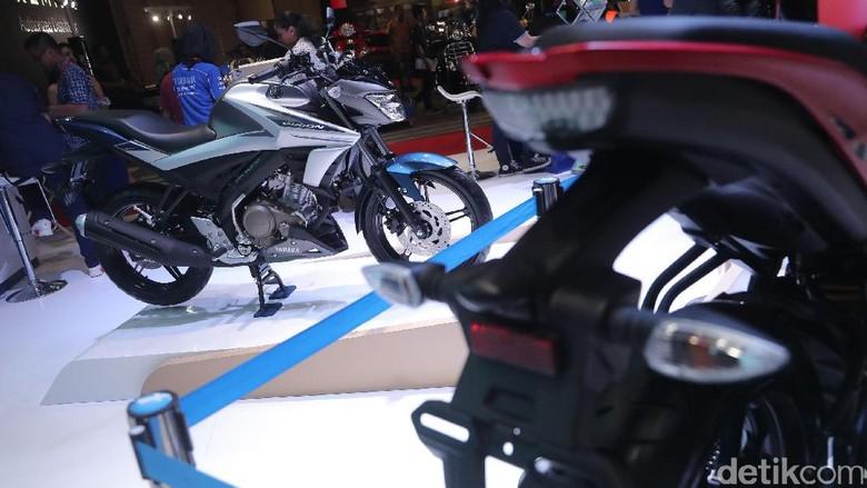 Aksesoris Percantik Yamaha Vixion