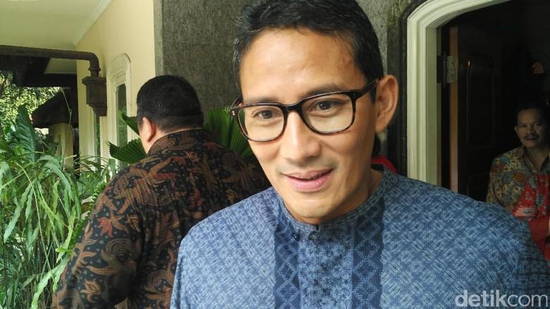 Mobilnya Terobos Busway, Sandiaga Diingatkan Prabowo