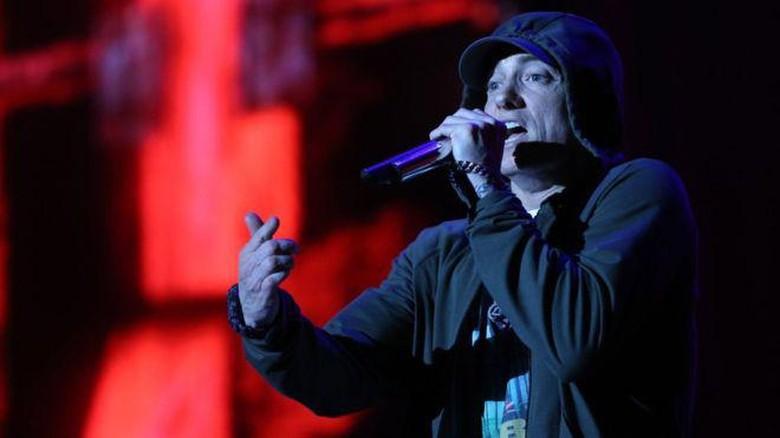 Eminem Gugat Partai di Selandia Baru karena Gunakan Lagu Tanpa Izin