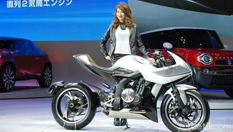 Suzuki Ajukan Paten Motor Bermesin Turbo