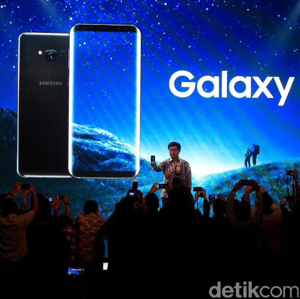 Galaxy S9 bakal Dipamerkan di CES 2018?