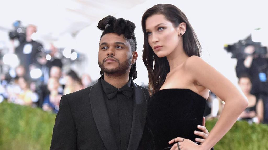 The Weeknd dan Bella Hadid Masih Saling Mencintai