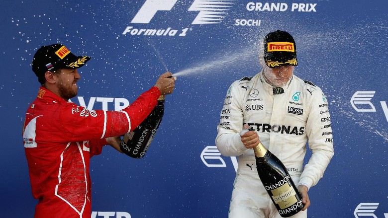Vettel Berharap Red Bull Bisa Lebih Ramaikan Persaingan