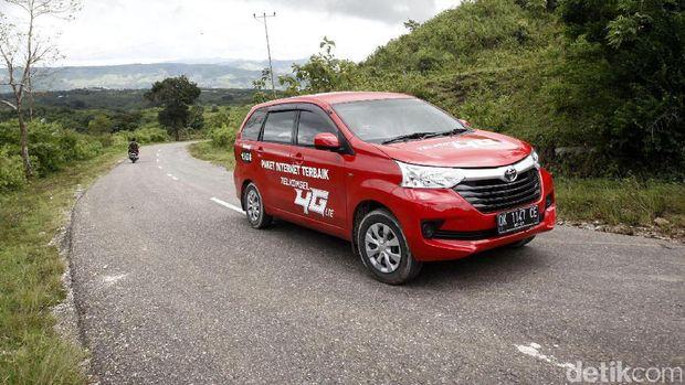 753 BTS Telkomsel Jadi Garda Terdepan Nusantara