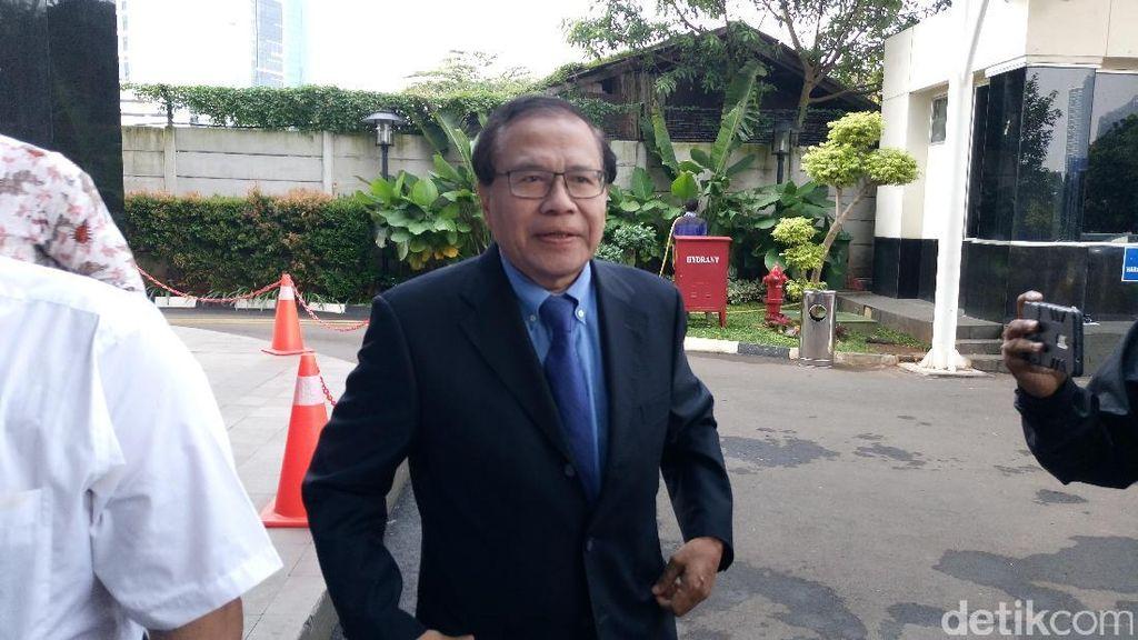 Rizal Ramli Cerita Harga Beras Saat Jabat Menteri Era Gus Dur