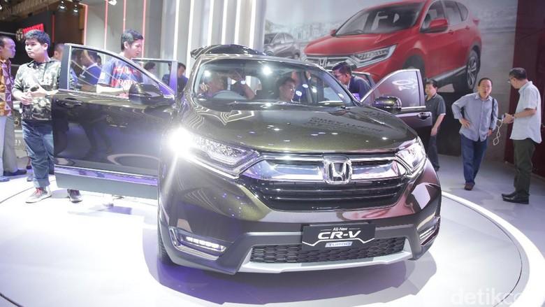 Honda CR-V Turbo 1.5 L Lebih Seksi Dibandingkan 2.0 L