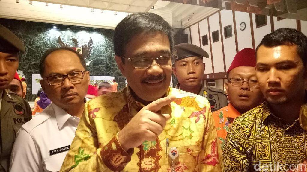 Jakarta Punya Alpukat Cipedak dan Salak Condet, Djarot: Kembangkan