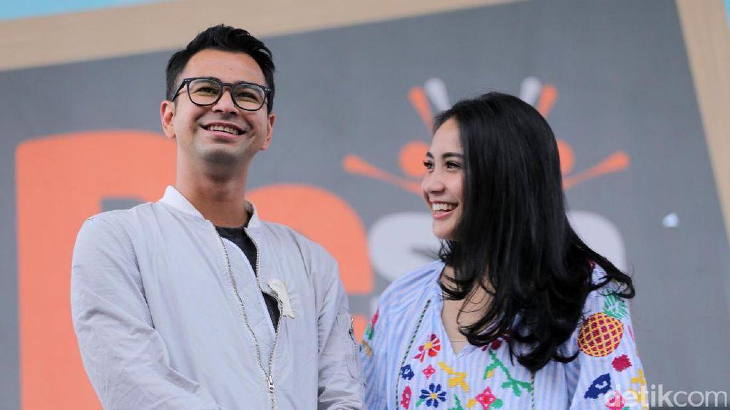 Raffi Ahmad Kok Ogah Komentar Ahok Ditahan?
