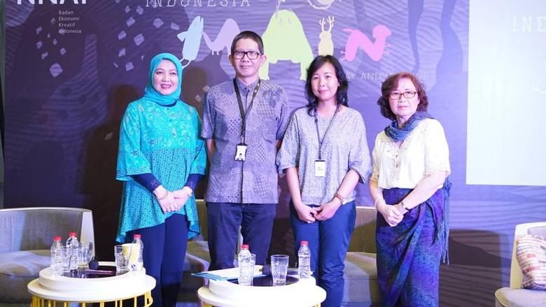 Indonesia Jadi Fokus di Asian Festival of Childrens Content Singapura