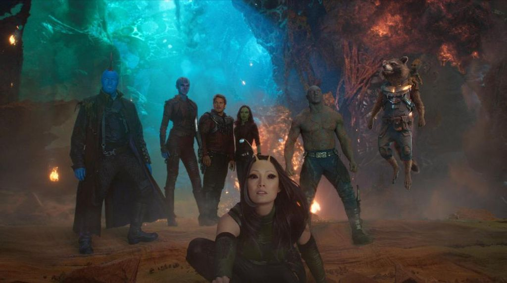Guardians of the Galaxy Wakili Marvel di Nominasi Oscar 2018