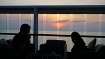 Potret Senja Berbagai Negara Dilihat dari Kapal Pesiar