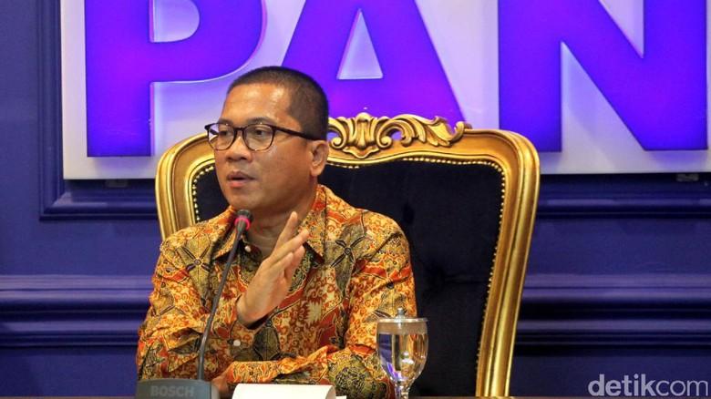 Vicky Prasetyo Maju Pilwalkot Bekasi, PAN: Ada Mekanisme Partai