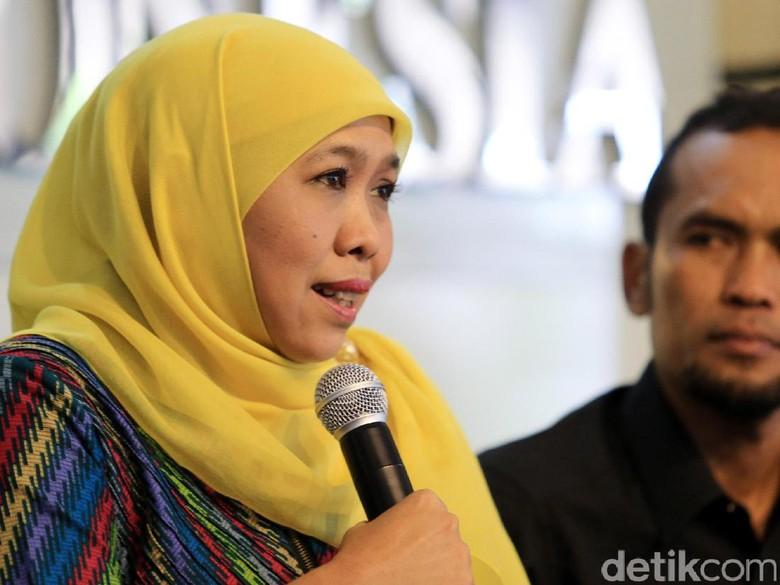 Golkar Yakin Jokowi Restui Khofifah Maju Pilgub Jatim