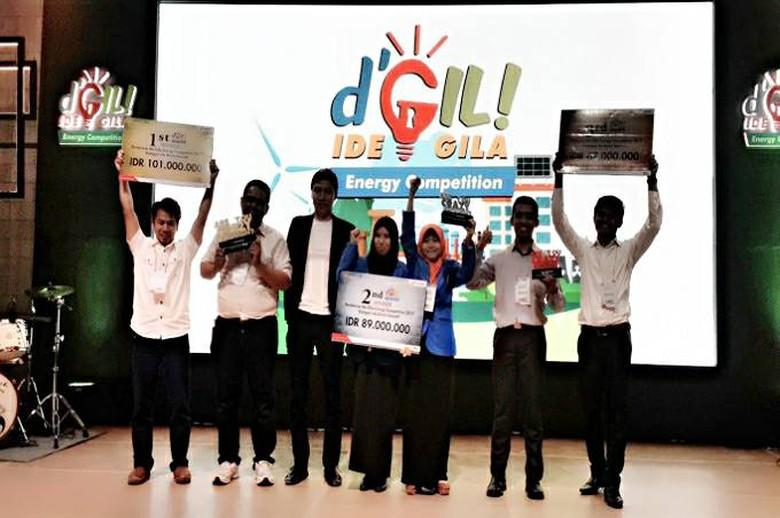 Kisah Mahasiswa Mengalahkan Profesor di Kompetisi Ide Gila