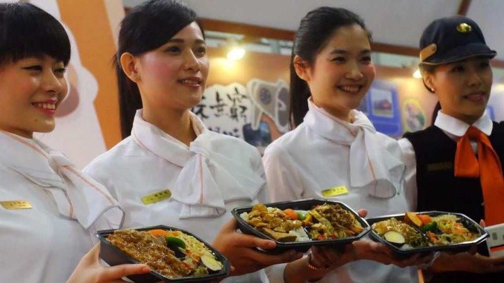 Usai Dikritik Pedas, Kereta Cepat di China Perbaiki Kualitas Makanan