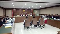 Sidang Hambalang, Eks Manajer PT AK Bicara Kasbon Rp 12 Miliar