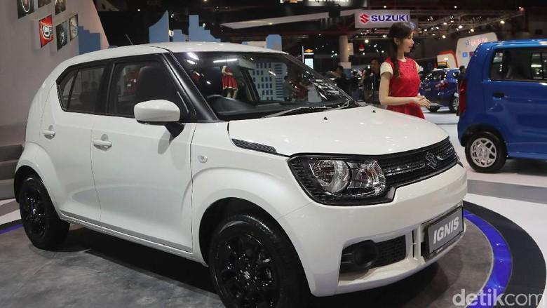 Suzuki akan Luncurkan Ignis Matik yang Lebih Murah