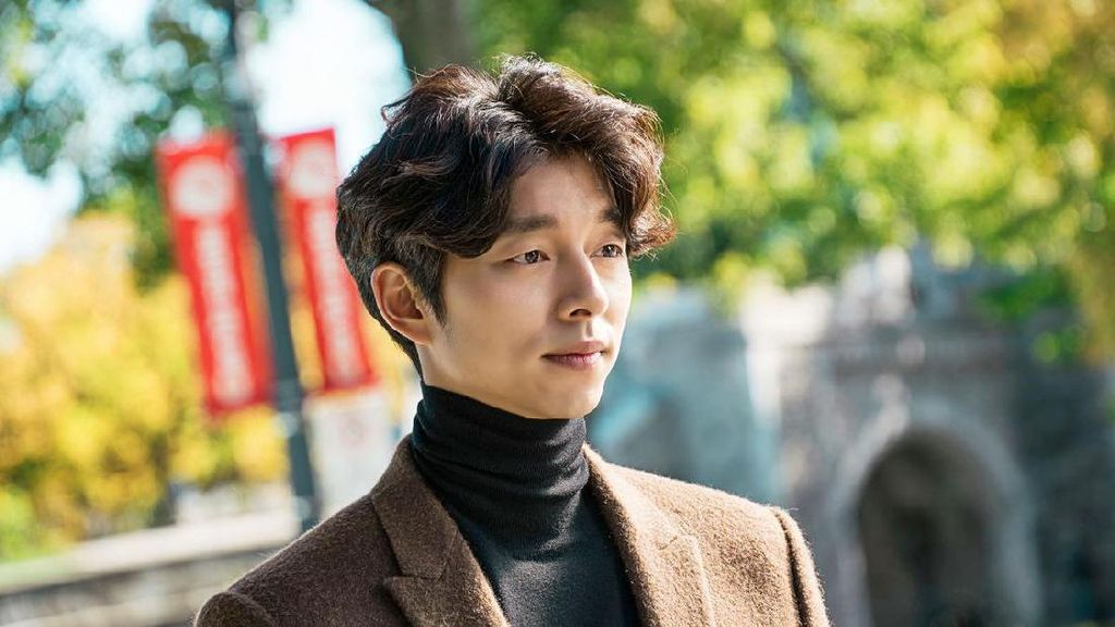 Foto: Transformasi Gong Yoo, Si Tampan Manusia Abadi di Drama Goblin