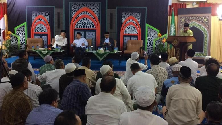 Ketum Muhammadiyah Haedar Nashir Bicara Soal Aksi 411 Hingga 55