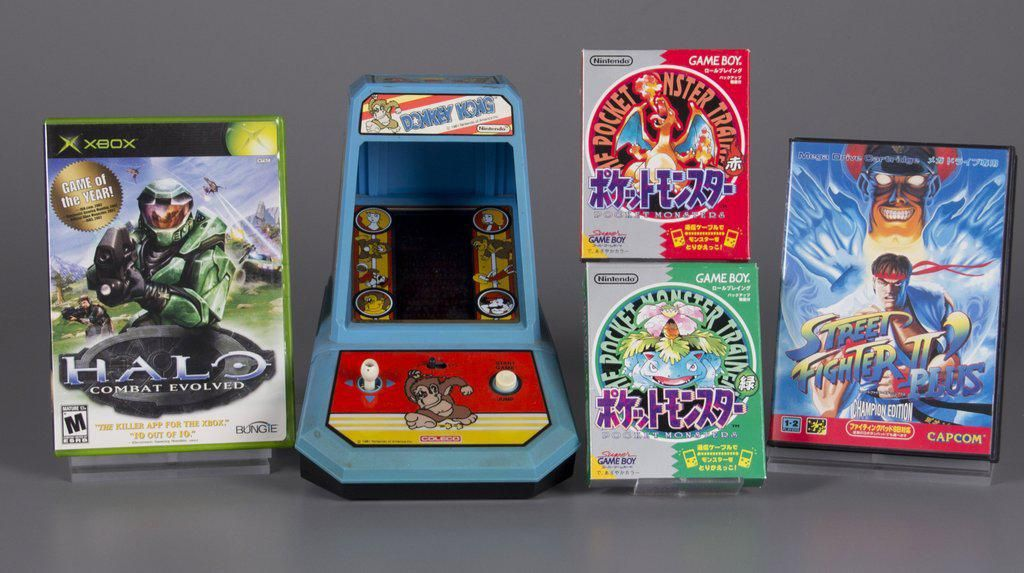 Street Fighter dan Pokemon Masuk Hall of Fame Video Game