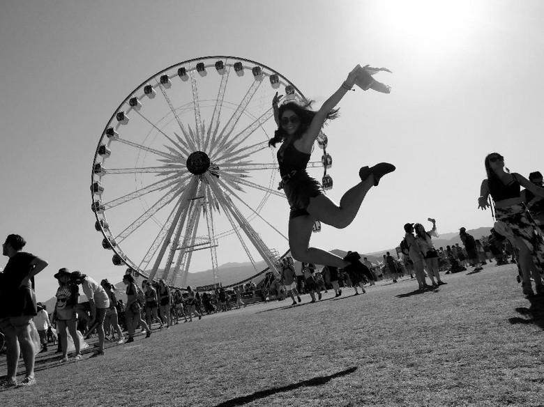 Dituduh Monopoli Artis, Coachella Digugat Festival Musik Lain