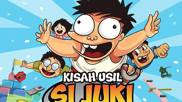 Perdana Rilis di Popcon Asia, Cerita Komikus Faza Meonk Gaet Larva