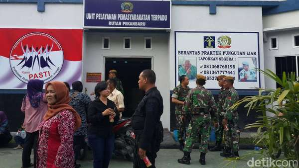 Polda Riau: Tahanan yang Kabur Kebanyakan Kasus Narkoba