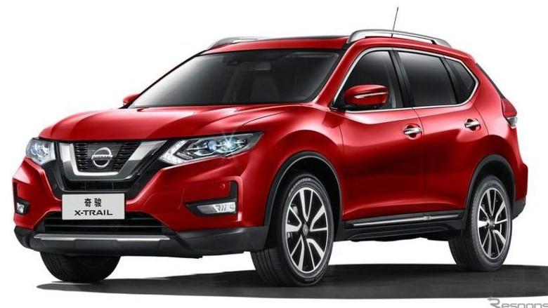 Nissan Percantik Tampilan X-Trail