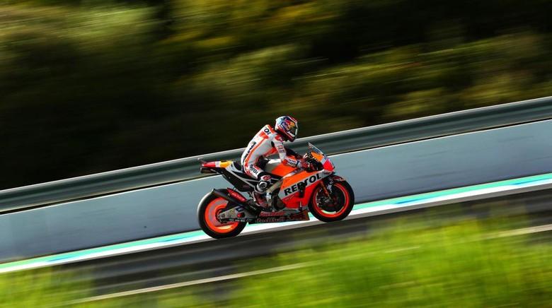 Pedrosa Pole, Baris Start Terdepan Diisi Motor-Motor Honda