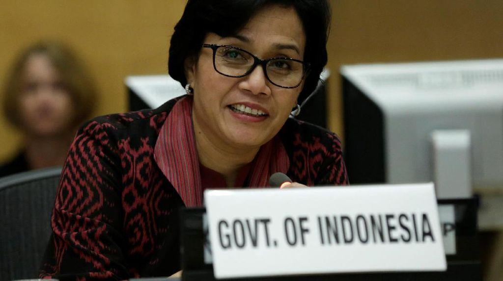 Laporan Keuangan Dapat WTP, Sri Mulyani: Jangan Dirayakan Berlebihan