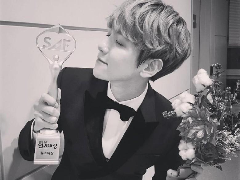 Pernyataan Baekhyun EXO Soal Fans Bikin Netizen Tersentuh