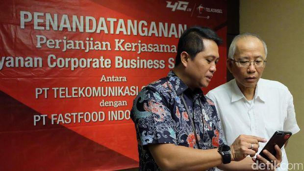 Telkomsel Garap Sejuta Pelanggan Korporat