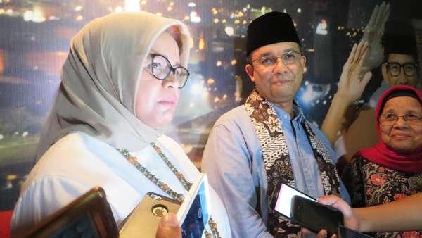 Ini Harapan Ibunda dan Istri untuk Anies Setelah Resmi Jadi DKI-1