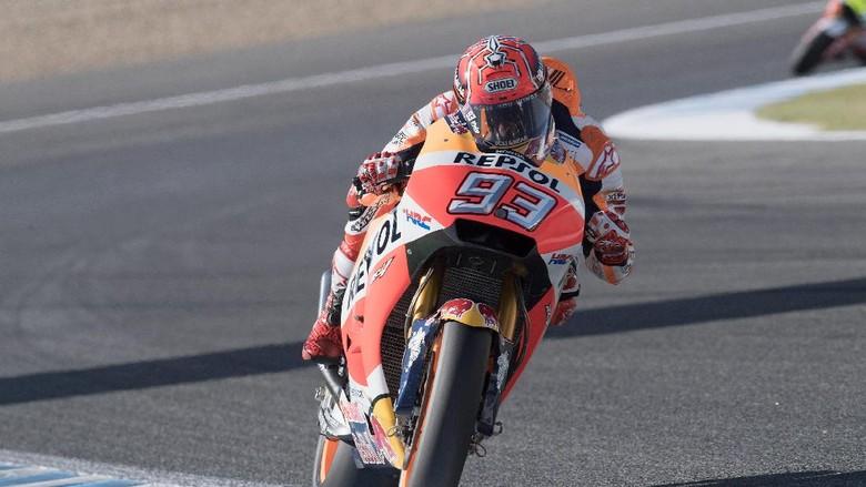 Target Kualifikasi Terpenuhi, Marquez Optimistis Tatap Balapan