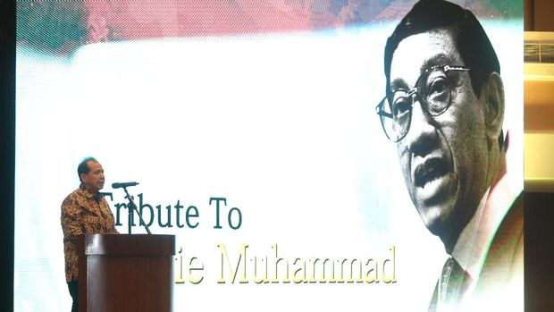 Wapres JK Kenang Mar'ie Muhammad: Konseptor yang Luar Biasa