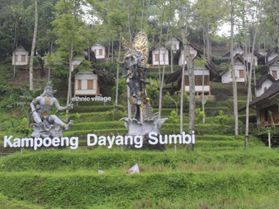 Yang Baru di Bandung, Ada Kampung Dayang Sumbi