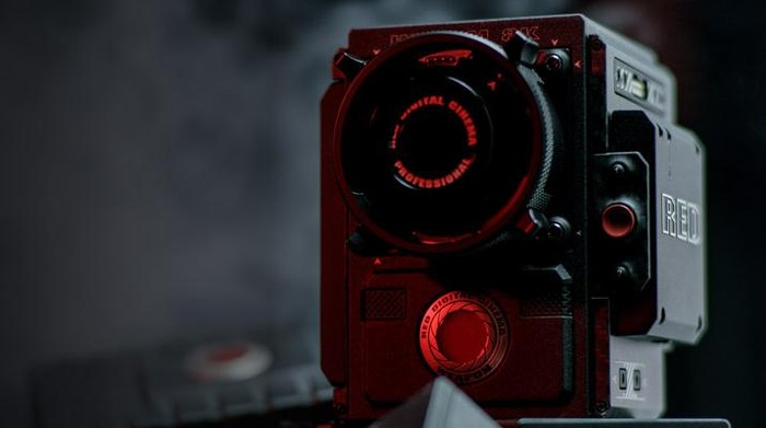 Red Weapon 8K. Foto: Dok. Red