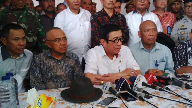 Yasonna Minta Polda Riau Usut Pungli di Rutan Pekanbaru
