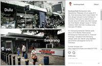 Pasar Peterongan dulu dan kini