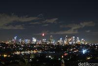 Sydney Tower tampak paling tinggi (Fitraya/detikTravel)