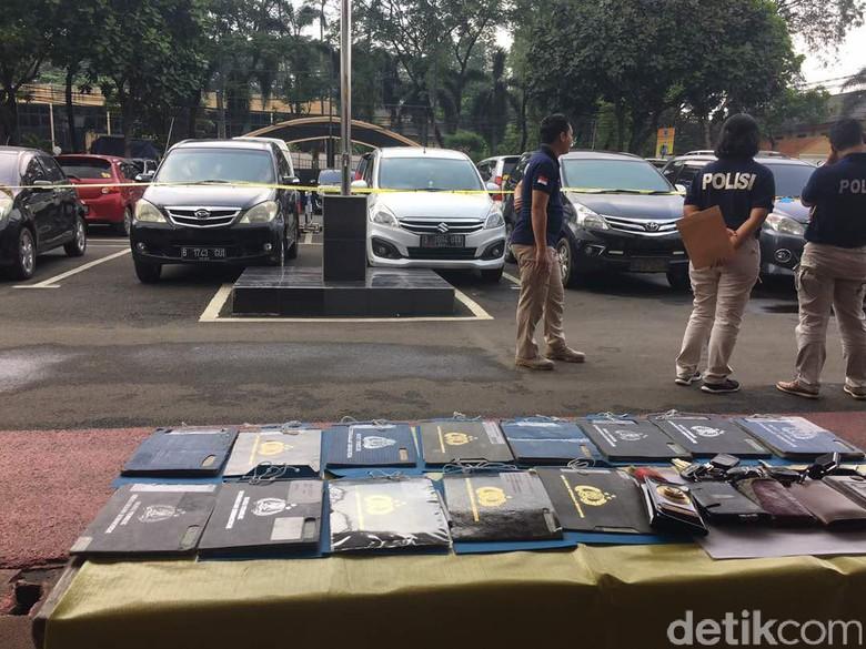 Jual Mobil yang Belum Lunas, Warga Tangerang ini Ditangkap Polisi