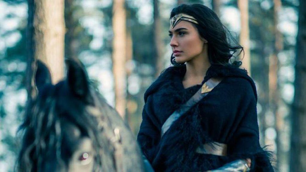 Hutan di Inggris yang Jadi Tempat Syuting Wonder Woman