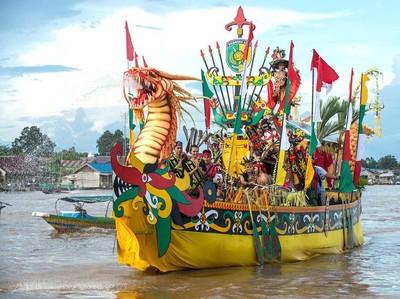 Isen Mulang, Festival Asyik yang Mesti Kamu Tonton di Palangkaraya