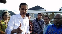 Jokowi Ingin Warga Papua Nugini Belanja di Jayapura