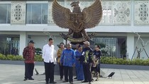 Jokowi Resmikan PLBN Skouw, Pintu Masuk RI dari PNG