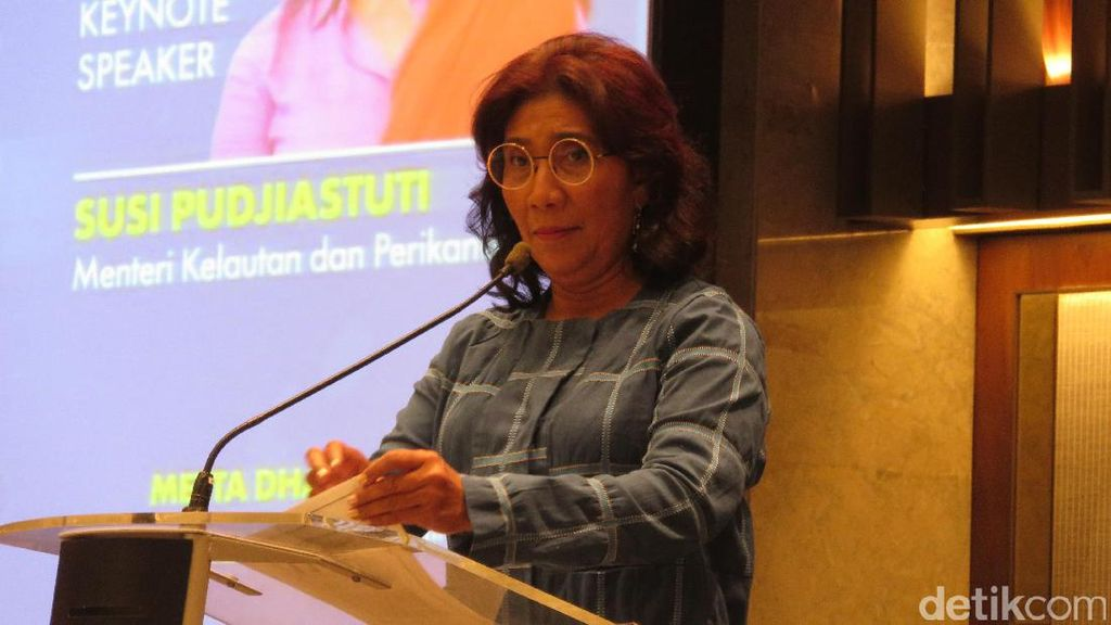 Dukung Susi, KPK Bidik Pelaku Korupsi di Sektor Kelautan